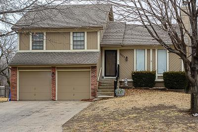 Olathe Single Family Home Show For Backups: 2330 W Post Oak Road