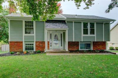 Olathe Single Family Home Show For Backups: 1207 N Purdom Street