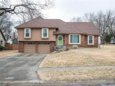 Overland Park KS Single Family Home For Sale: $229,950