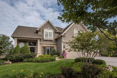 Leawood KS Single Family Home For Sale: $639,000