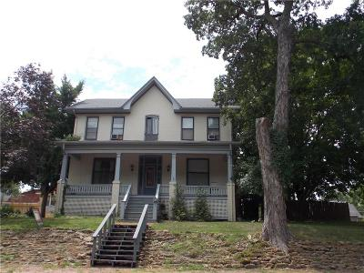 Atchison KS Single Family Home For Sale: $150,000