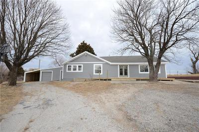 Edgerton Single Family Home Show For Backups: 2302 N 200th Road