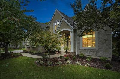 Leawood KS Single Family Home For Sale: $675,000
