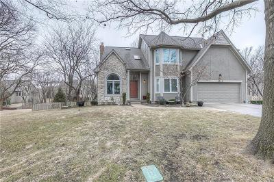 Leawood KS Single Family Home Show For Backups: $444,900