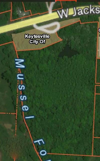 Chariton County Residential Lots & Land For Sale: West 24 Highway