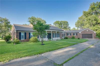 Warrensburg Single Family Home For Sale: 1211 E Hale Lake Road