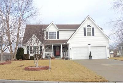 Lansing Single Family Home For Sale: 812 Highview Court
