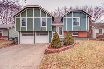 Olathe Single Family Home For Sale: 2034 E Mohawk Court