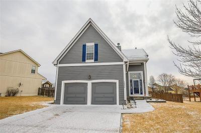 Olathe Single Family Home For Sale: 14945 W 154th Street