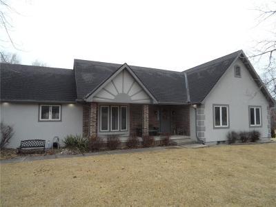 Olathe Single Family Home For Sale: 21325 W 105th Street