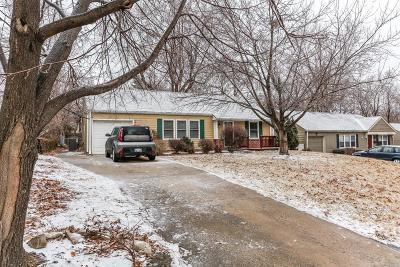 Prairie Village Single Family Home For Sale: 7525 Eaton Street