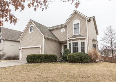 Olathe Single Family Home For Sale: 14427 W 138th Terrace
