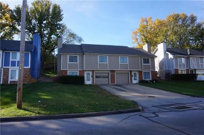Overland Park KS Multi Family Home For Sale: $189,900