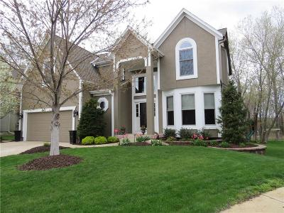Overland Park Single Family Home For Sale: 6726 W 148th Terrace