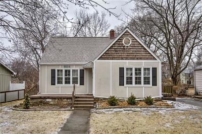 Kansas City Single Family Home Show For Backups: 8114 Mercier Street