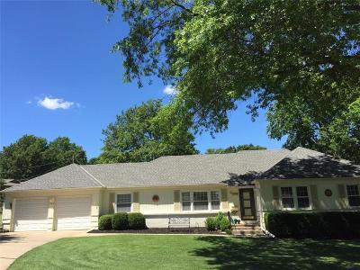 Kansas City Single Family Home For Sale: 1104 W 99th Terrace