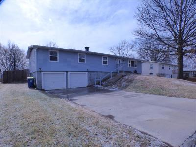 Excelsior Springs Single Family Home For Sale: 1719 Karlton Way