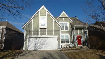 Johnson-KS County Single Family Home For Sale: 12431 England Street