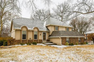 Overland Park Single Family Home Show For Backups: 9217 Kessler Lane
