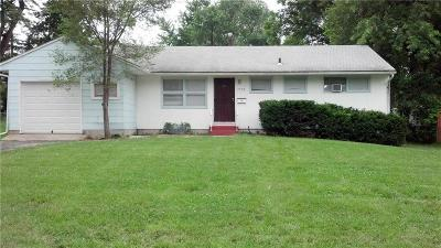 Kansas City Single Family Home For Sale: 7708 E 110th Street