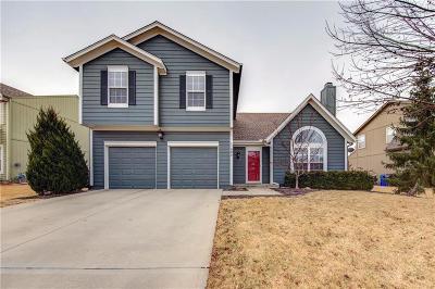 Olathe Single Family Home For Sale: 17585 W 161st Street