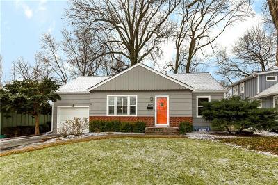 Prairie Village Single Family Home For Sale: 2001 W 73rd Street