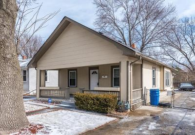 Kansas City Single Family Home For Sale: 4213 Booth Street
