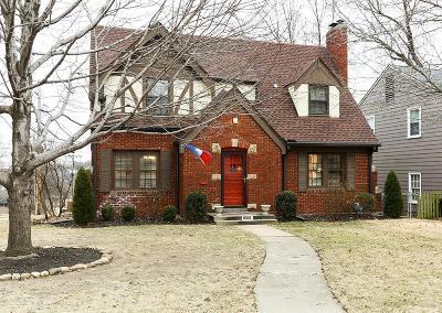 Kansas City Single Family Home For Sale: 6501 Holmes Road