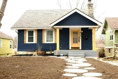 Kansas City Single Family Home For Sale: 828 E 72nd Street