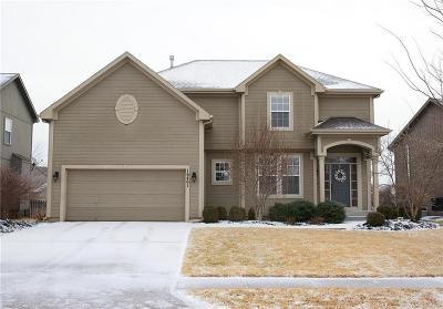 Olathe Single Family Home For Sale: 16461 S Lawson Street