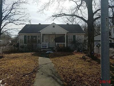 Leavenworth Single Family Home For Sale: 1121 Metropolitan Avenue