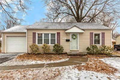 Overland Park Single Family Home For Sale: 7715 Newton Street