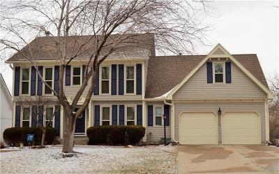 Lenexa Single Family Home For Sale: 15108 W 84 Terrace