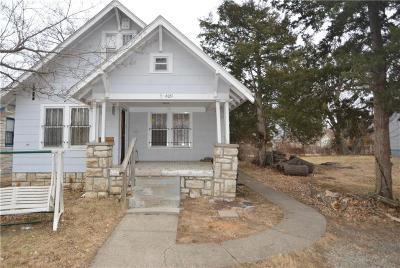 Kansas City Single Family Home For Sale: 6051 Swope Parkway