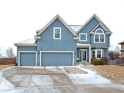 Olathe Single Family Home For Sale: 16182 S Summertree Lane