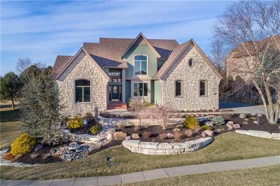 Overland Park Single Family Home For Sale 13210 Outlook Street