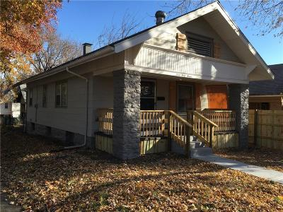 Kansas City Single Family Home For Sale: 347 N Oakley Avenue