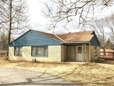 Independence Single Family Home For Sale: 2718 R.d.mize Road