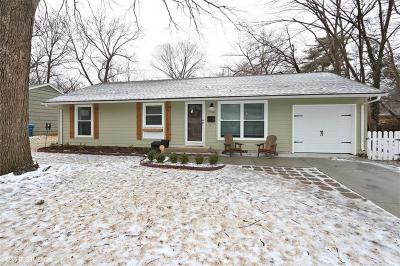 Prairie Village Single Family Home For Sale: 7720 Colonial Drive