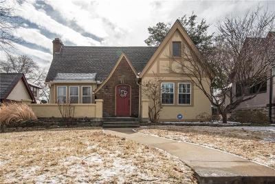 Kansas City Single Family Home For Sale: 105 E 70th Street
