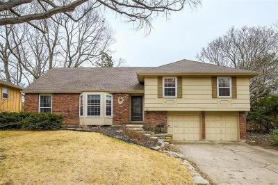 Overland Park Single Family Home For Sale: 9209 Lowell Avenue