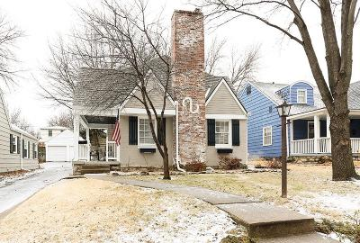 Kansas City Single Family Home For Sale: 6652 Kenwood Avenue
