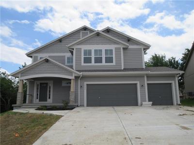 Olathe Single Family Home For Sale: 1044 N Sumac Street