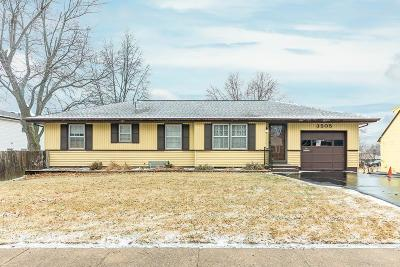 Kansas City Single Family Home For Sale: 3505 E 106th Terrace
