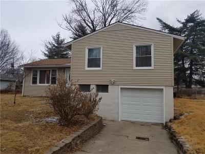 Single Family Home For Sale: 4137 N Hardesty