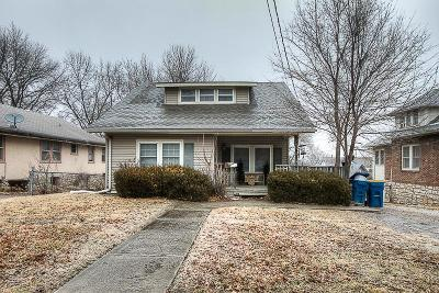 Single Family Home For Sale: 721 Old Orchard Street