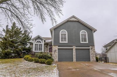 Overland Park Single Family Home For Sale: 15722 Horton Lane