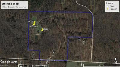 St. Clair County Residential Lots & Land For Sale: 9265 NE 1065 Road