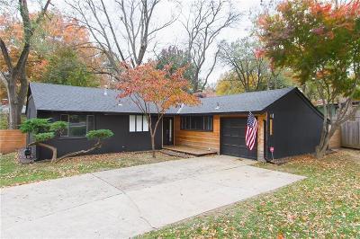 Prairie Village Single Family Home For Sale: 7710 Canterbury Street