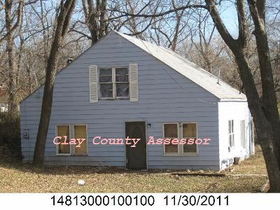 Clay County Single Family Home For Sale: 5607 N Poe Street